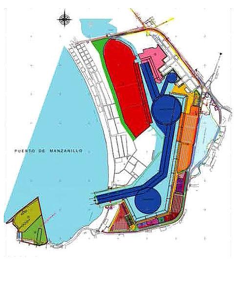 Documento de Modelo de maniobrabilidad en tiempo acelerado. Caso de estudio puerto de Manzanillo, COL.