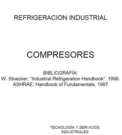 Documento de Refrigeración compresores