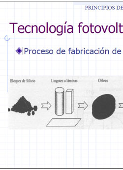 Documento de Tecnologia PV
