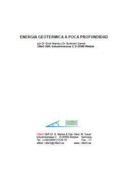 Documento de Geotermia