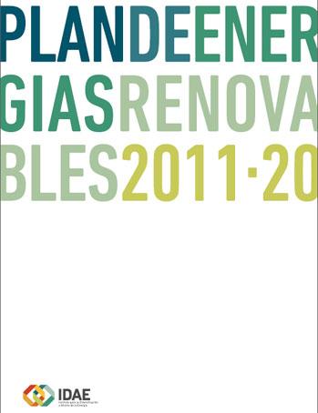 Documento de Plan de Energias Renovables (2011-2020)