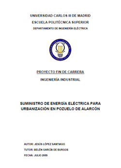 Documento de Suministro de energia electrica
