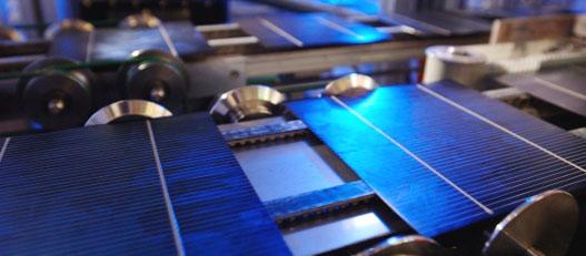 Producción de obleas de silicio más flexibles y económicas