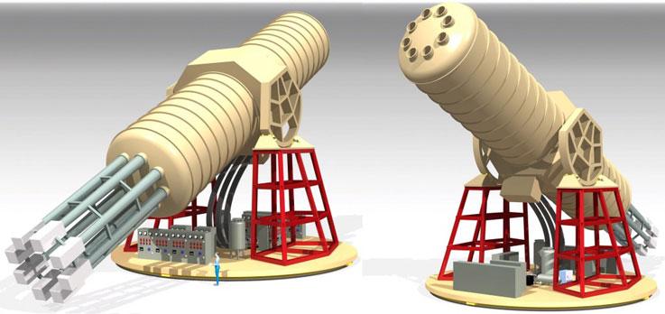 La Universidad de Zaragoza lidera el proyecto para construir el mayor Observatorio de axiones del mundo