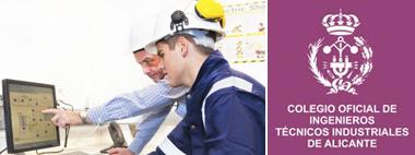 El Colegio de Ingenieros Técnicos Industriales de Alicante consigue emplear al 60% de los participantes del Programa 'Emineem'