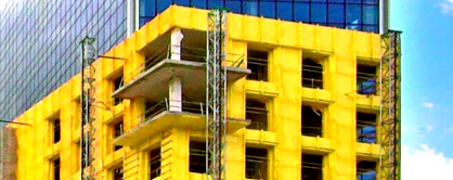 El Marcado CE del Poliuretano Proyectado es obligatorio desde el 1 de Noviembre de 2014