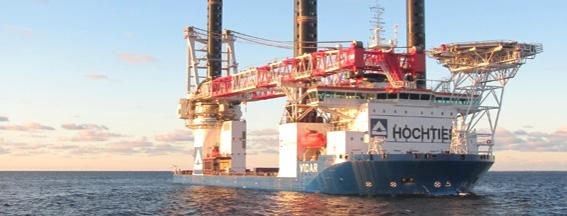 Roxtec mostrará en Navalia 2014 el sellado  de cables y tuberías del buque Vidar