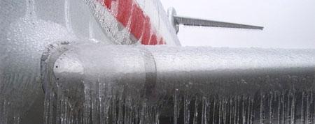 Desarrollo de recubrimientos para reducir la formación de hielo en aeronáutica