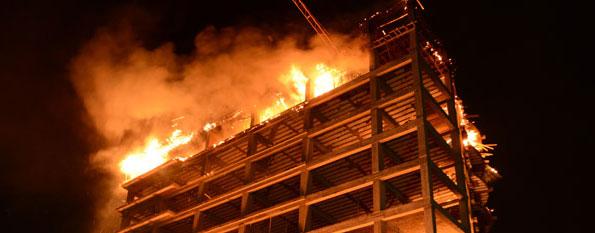 El CTE incorpora un método de análisis contra incendios en edificios creado por la UPM