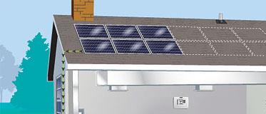 Un nuevo sistema permite sincronizar oferta y demanda de energía, aumentando la eficiencia en el uso de energías limpias