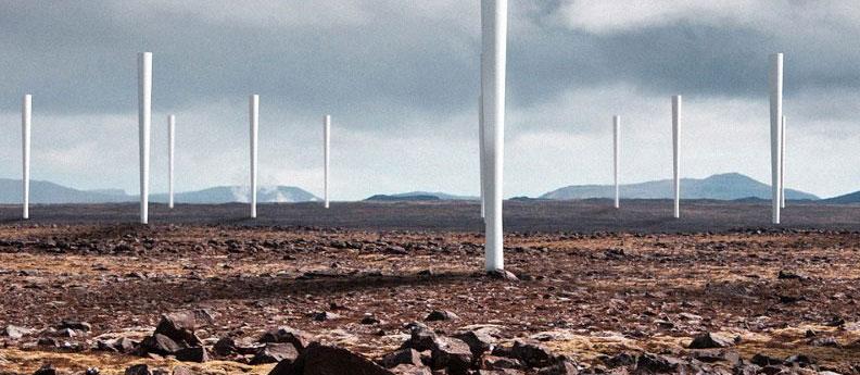 El aerogenerador sin aspas de Vortex Bladeless, Premio Renovable del Año