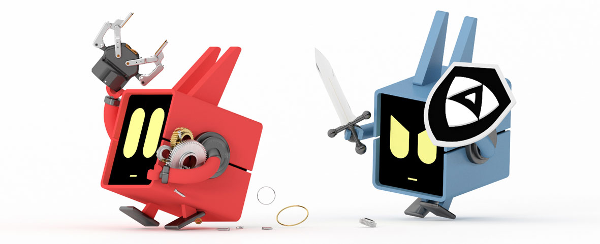 Alias Robotics publica decenas de ciber-amenazas en los robots de la multinacional Universal Robots
