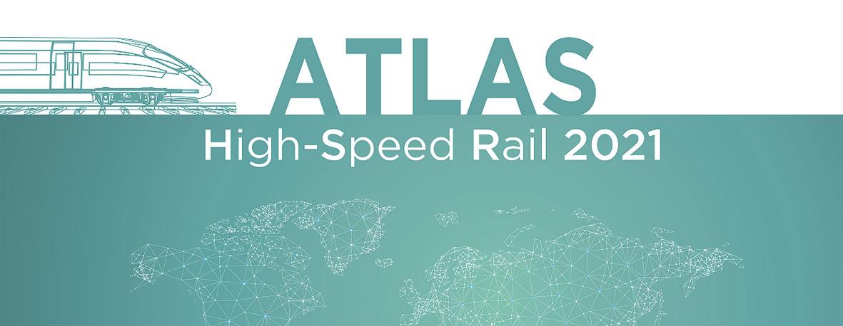 Atlas de la Alta Velocidad Ferroviaria en el mundo