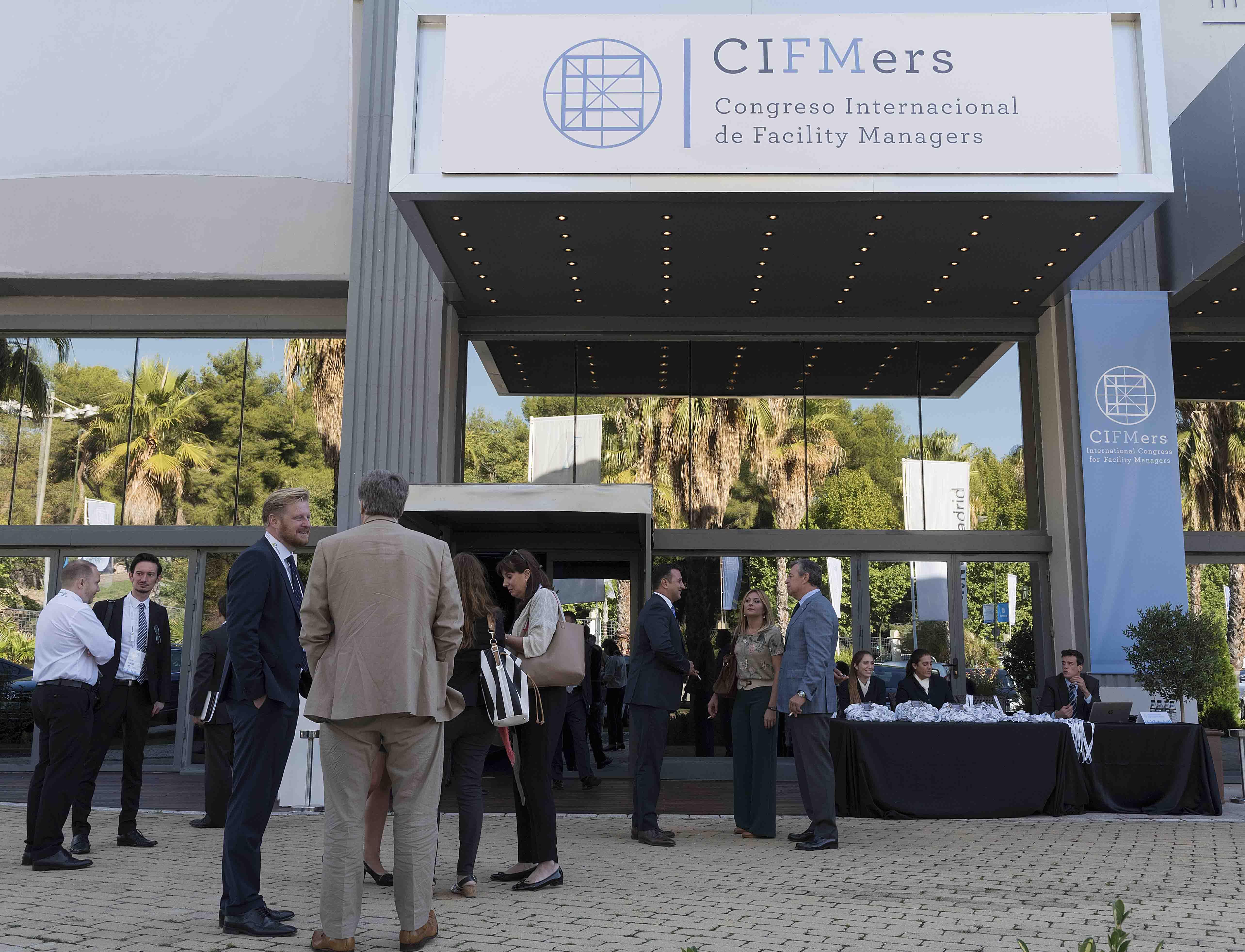 Bogota - Congreso Internacional de Facility Manager