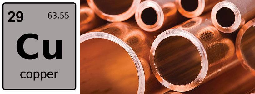 El cobre, el material antiviral que podría plantarle cara al Covid 19