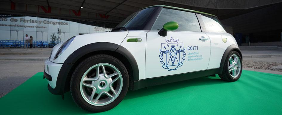 COITT revoluciona la movilidad urbana con su coche transformado en eléctrico