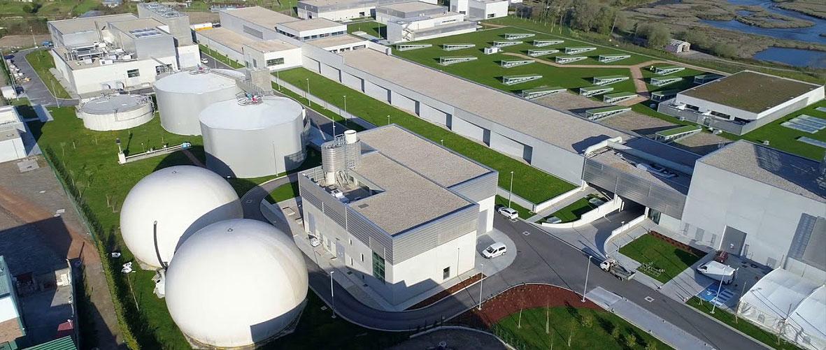 La nueva EDAR de Vigo premiada por la Fundación Caminos y el Colegio de Ingenieros, Canales y Puertos