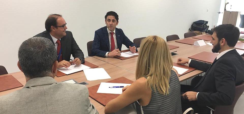 El Foro Profesional de la Ingeniería de la rama industrial impulsará las vocaciones tecnológicas entre los estudiantes de Enseñanzas Medias