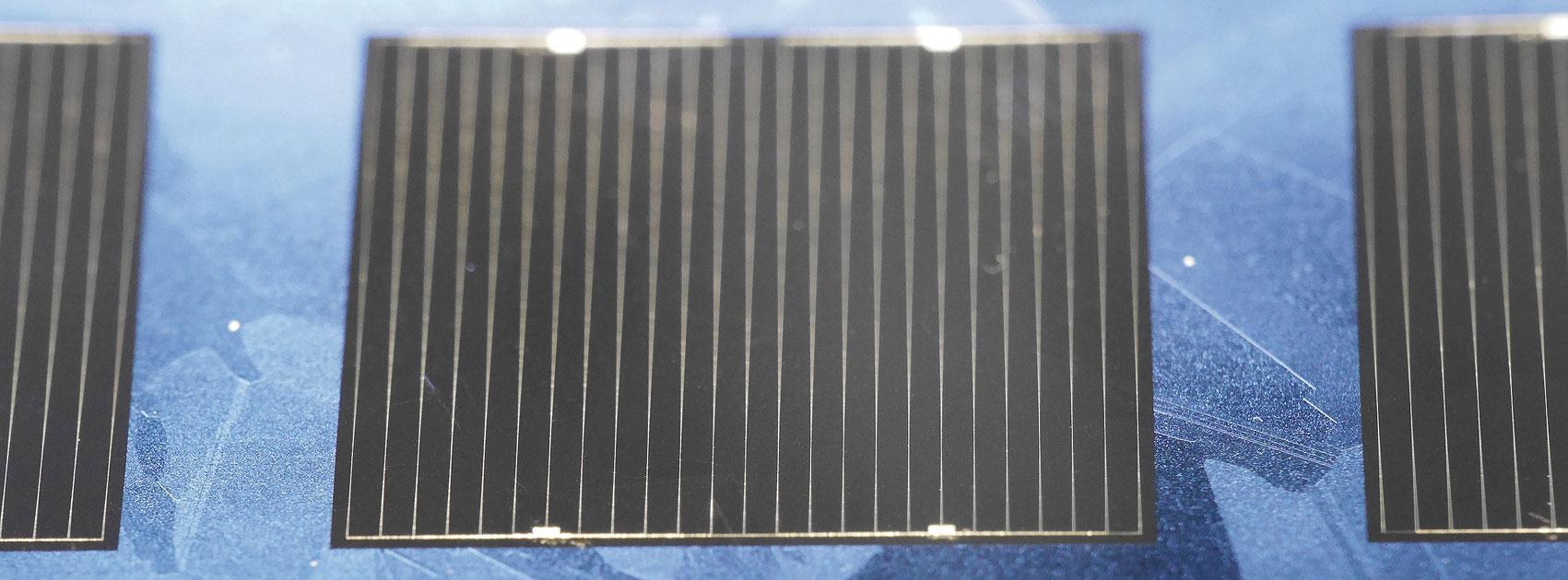 Energía fotovoltaica. Nuevo record de eficiencia del  22,3 % para el silicio multicristalino