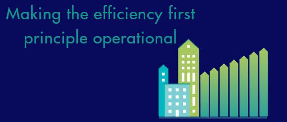 """Proyecto ENEFIRST. Aplicar el principio """"primero, la eficiencia energética"""""""