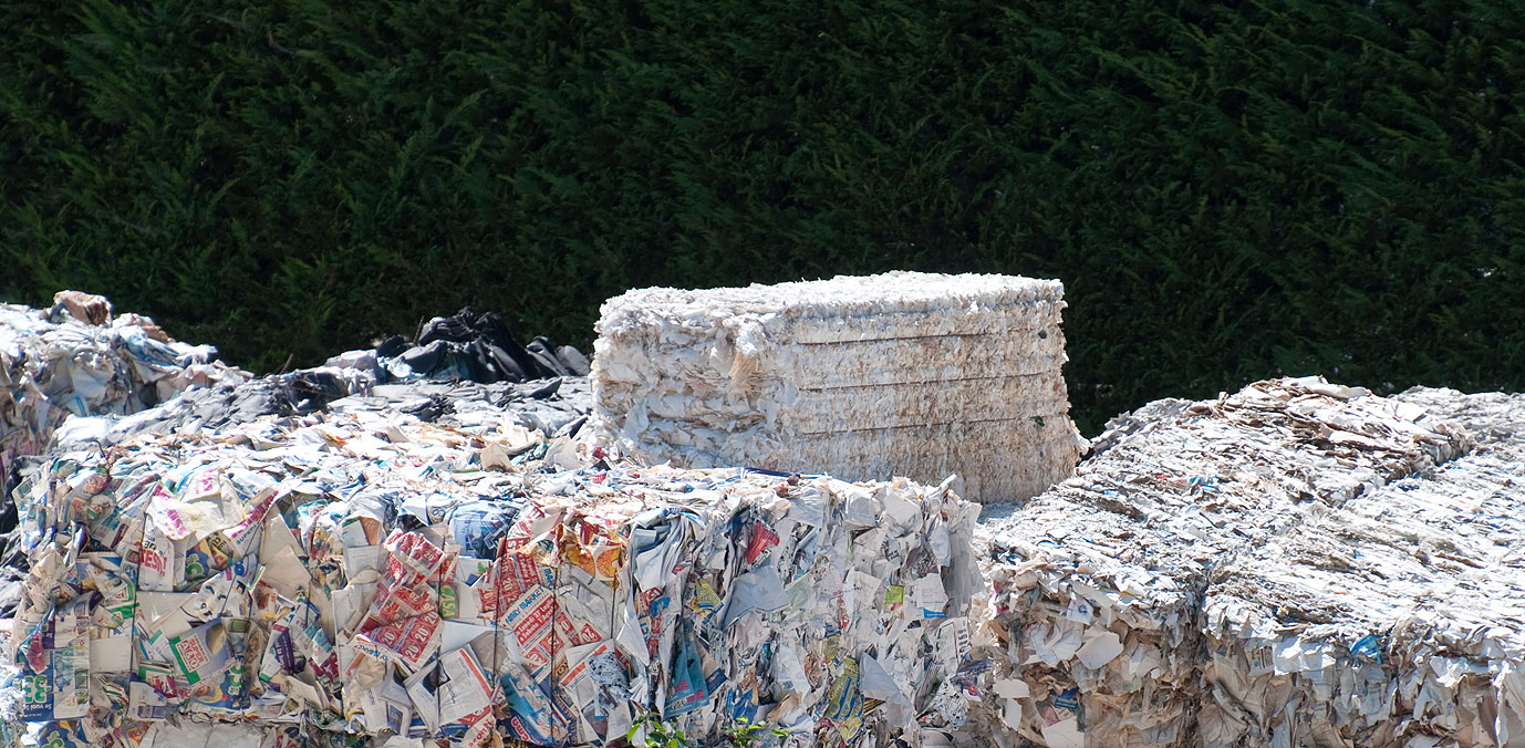 Avances en el control del reciclaje de papel a escala industrial