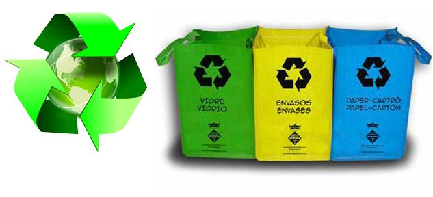 Objetivo 2020, reciclar el 50 % de nuestros residuos reciclables