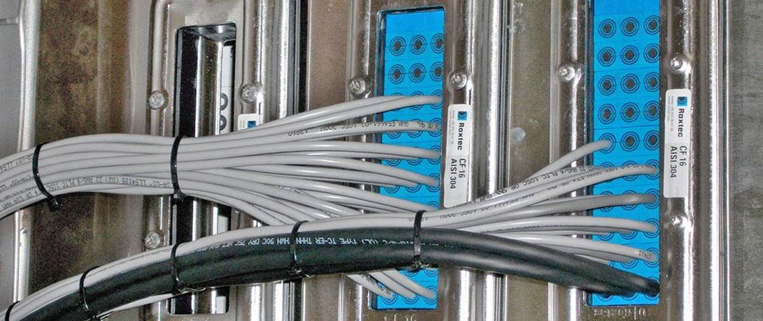 Roxtec Roxtec CF 16 AISI obtiene la clasificación IP69k