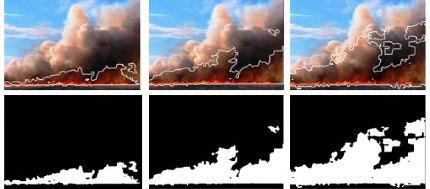 Nuevo sistema de detección automática de fuego forestal para vigilancia con drones