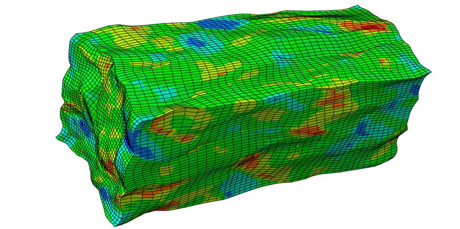 ITP Aero e IMDEA Materiales colaboran en un programa de I+D para simular la fabricación en 3D pionero en el mundo