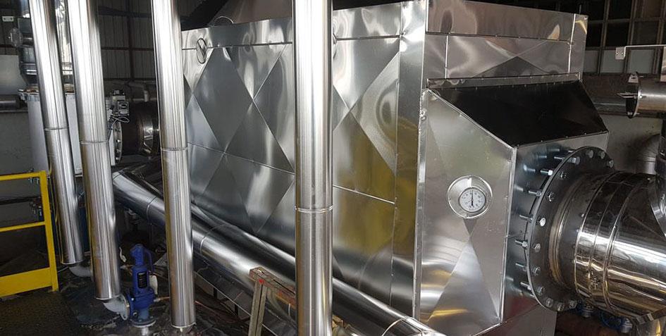 Soluciones Integrales de Combustión realiza la modernización de una instalación térmica en una industria papelera