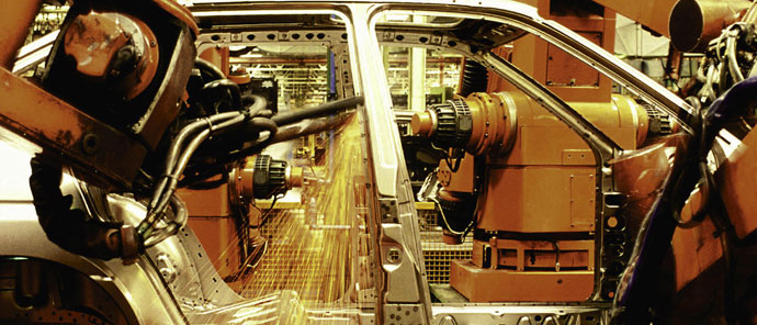 Visión industrial en la inspección de ensamblaje en automoción