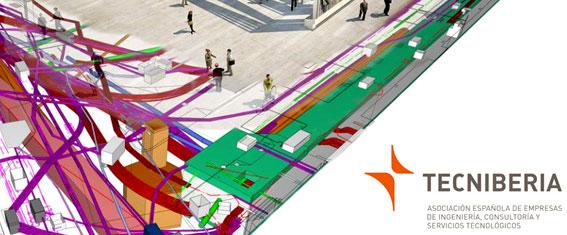 Nuevo portal BIM de Tecniberia centrado en el desarrollo e implantación del BIM en Ingeniería