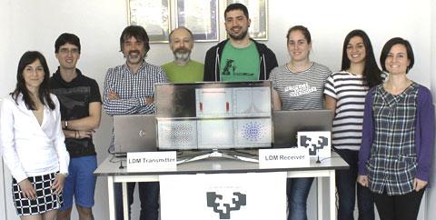 La E.T.S. de Ingeniería de Bilbao desarrolla un sistema de multiplexación LDM referente a nivel mundial en el campo de la radiodifusión
