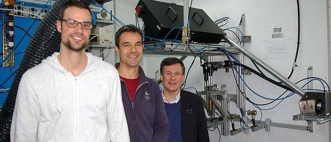 Investigadores de la Escuela de Ingeniería Industrial de Vigo desarrollan un innovador proceso de producción de nanofibras de vidrio