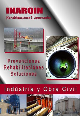 Catalogo de INARQIN Rehab. Estructurales