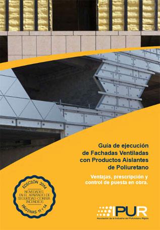 Catalogo de Fachadas ventiladas con Poliuretano