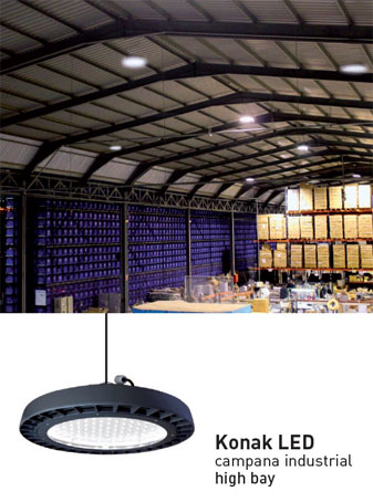 Catalogo de Konak Led