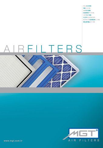 Catalogo de Filtros de aire