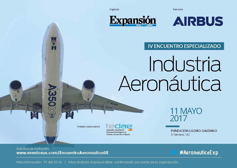 IV Encuentro Industria Aeronautica / Diario Expansion AIRBUS