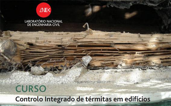 Lisboa (LNEC) - Control integrado de termitas en edificios