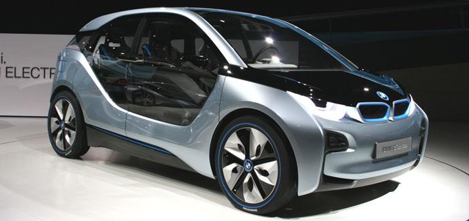 El eléctrico BMW i3, en fase de prueba en algunas ciudades