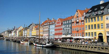Copenhague. Ciudad verde 2014