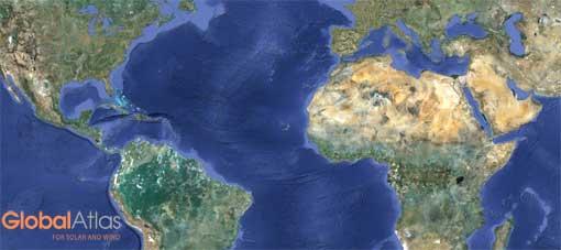 Primer Atlas Mundial de los Recursos Renovables de la Agencia Internacional de Energía Renovable