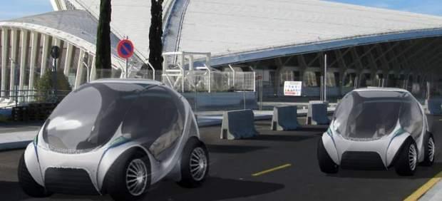 Europa 2050. Movilidad 100% eléctrica