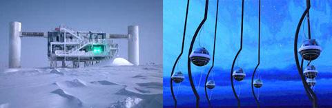 Telescopio Icube. Una nueva visión del Universo