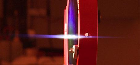El pulso láser más corto del mundo, de 67 attosegundos