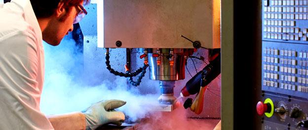 El mecanizado criogénico permite garantizar la seguridad de las piezas del sector aeronáutico