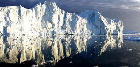 Greenpeace. Mínimo histórico de hielo en el Ártico