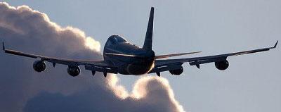 Propuesta de suspender temporalmente el régimen de tasas por emisiones en vuelos intercontinentales