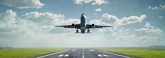 Proyecto europeo para reducir la huella de CO2 de la aviación comercial